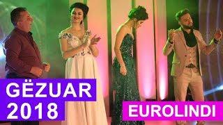 Gazi - Stiven -Eralda & Edona Hasanaj -Potpuri  ( Gezuar 2018 ) Eurolindi & Etc