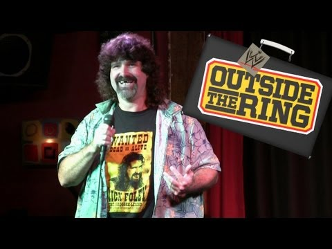 0 WWE Looks At Mick Foleys Comedy Career, Ken Shamrock Profiled By WWE, Kelly