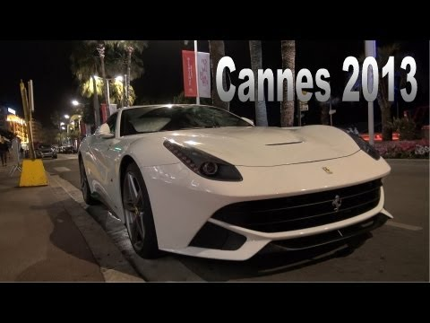 Cannes - During the Cannes Film Festival 2013 the city was filled with most amazing supercars and hypercars. This mega compilation video shows these wonderful machine...