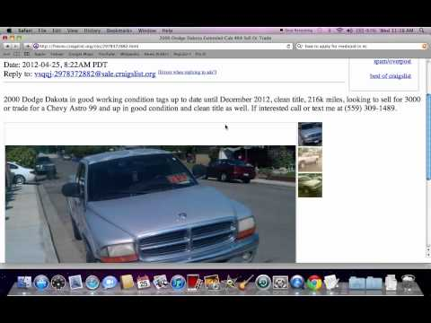 Illinois Craigslist Cars And Trucks