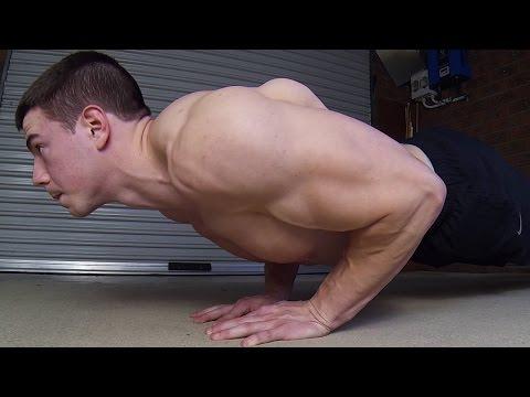 【姿勢と肩甲骨を意識!】プッシュアップのコツ&トレーニング25種目