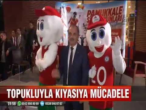 Pamukkale Spor Oyunları 2017 – Star TV