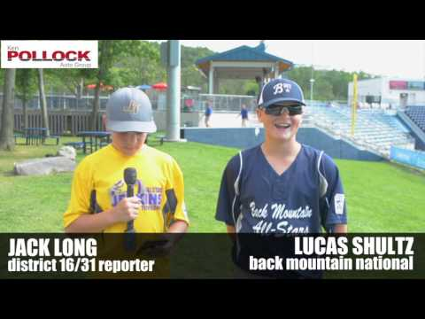 Lucas Shultz Interview