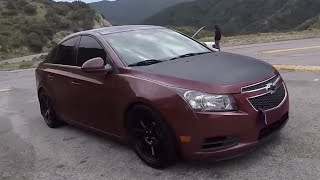 Modified Chevrolet Cruze Eco - One Take by The Smoking Tire