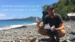 Picking up trash from beaches in Bali.If you are looking for a flip flop you should try this out.Want to chat about this video, go and join our army: https://davehakkens.nl/communityJoin a beach cleanup yourself: http://trashhero.org/For more videos: http://story-hopper.comIf you want to turn plastic waste into something new: http://preciousplastic.comSocial stuff:http://instagram.com/davehakkenshttp://twitter.com/davehakkenshttp://facebook.com/davehakkensSnapchat which i don't get: davehakkens
