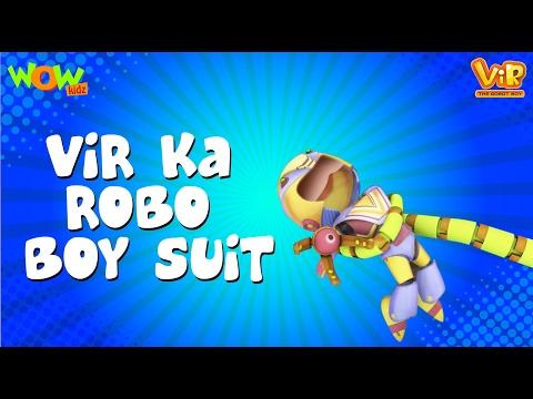 Video Vir Ka Robo Boy Suit - Vir: The Robot Boy WITH ENGLISH, SPANISH & FRENCH SUBTITLES download in MP3, 3GP, MP4, WEBM, AVI, FLV January 2017