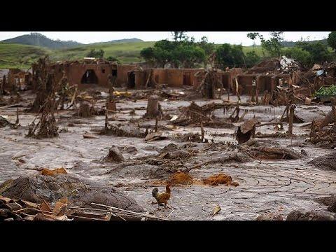 Βραζιλία: Χάος από την υποχώρηση φράγματος μεταλλείων