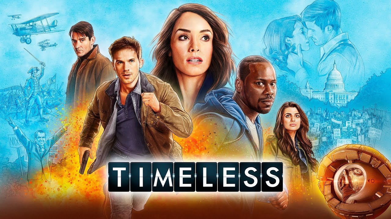 Protect the Past & Save the Future in NBC Time Travel Series 'Timeless' (Season 2 Trailer)