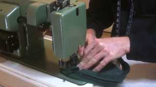 Sewing for guys: Make your own MOLLE pouch