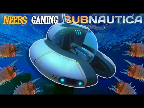 SEAMOTH ADVENTURE! | Subnautica #6 (видео)