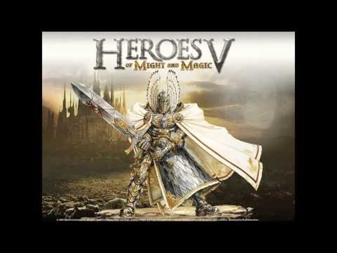 Heroes of Might and Magic 5 Soundtrack (Full) (видео)