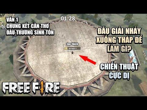 Free Fire   Chiến thuật ĐỘC và DỊ - Mỗi người nhảy một tháp   Rikaki Gaming - Thời lượng: 19:50.