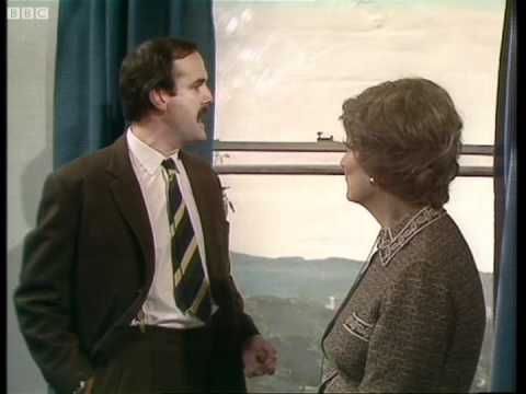 A Room with a View - Fawlty Towers