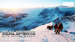 Video Glory or Death: Climbing Mount Everest (Full Segment) | Real Sports w/ Bryant Gumbel | HBO MP3, 3GP, MP4, WEBM, AVI, FLV Juni 2019