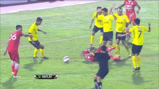 Download Video 8 Besar: Persija vs Semen Padang 2-2* (4-3) - Match Highlights MP3 3GP MP4