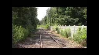 Billerica (MA) United States  city photos : Abandoned Railroads of Massachusetts - Billerica and Bedford Abandoned Part 1