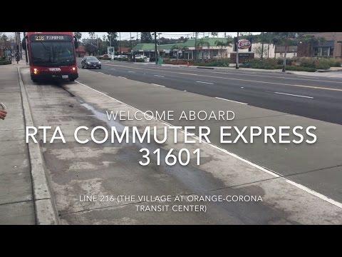 RTA 2016 Gillig BRT Plus 40' CNG #31601   Coin Lloyd's Transit Hub