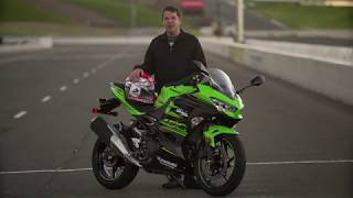 7. 2018 Kawasaki Ninja 400 Test Drive Review