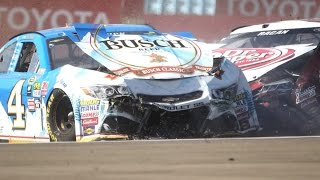 2016 Cheez-It 355 @ Watkins Glen - Another Multi-Car Crash
