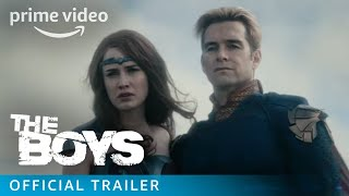 The Boys - Bande annonce