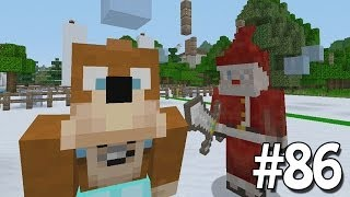 Minecraft Xbox - Sky Island Challenge - Bad Santa!! [86]
