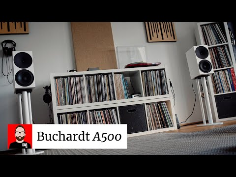 Buchardt Audio's A500 hi-fi system deserves your FULL ATTENTION