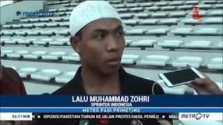 Video Fokus Zohri Sempat Terpecah Akibat Gempa Lombok Jelang Asian Games 2018 MP3, 3GP, MP4, WEBM, AVI, FLV Oktober 2018