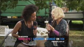 Video Hits Homebake 09 - Sia