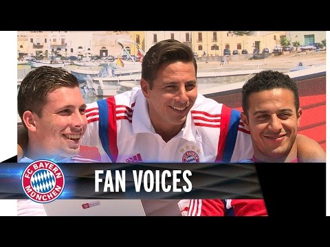 Edition - Ab in die Sommerferien mit Fan Voices im Gepäck - Mitmachen lohnt sich: http://fcb.de/fanvoices // Time for vacation with Fan Voices on board - join in and maybe your next destination will...