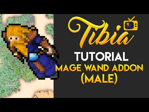 MAGE WAND OUTFIT – (male)