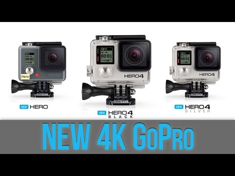 NEW - GoPro just announced some amazing new cameras! Here's why you want 'em! Our Sources: http://bit.ly/1ywTm84 Buy some awesomeness for yourself! http://www.forhumanpeoples.com/collections/sour...