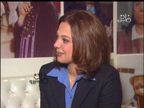لقاء نادر-  سارة عادل إمام تتحدث عن علاقتها بوالدها