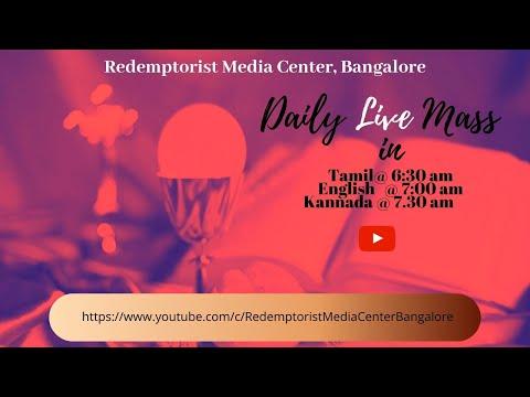 English @ 7 a.m. - 16th April 2020 - Daily Live Mass