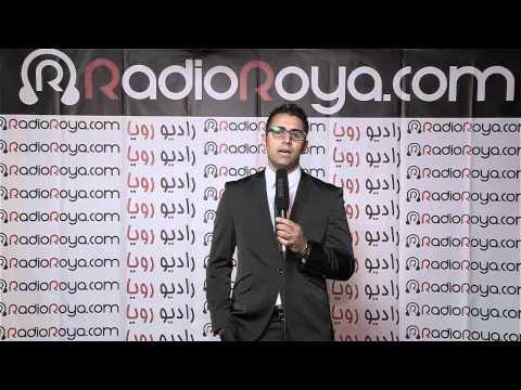 Mehrdad Hajir - Iranian Canadian Athlete Networking 2013