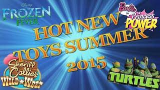 TTPM Playlist - Hot New Toys Summer 2015
