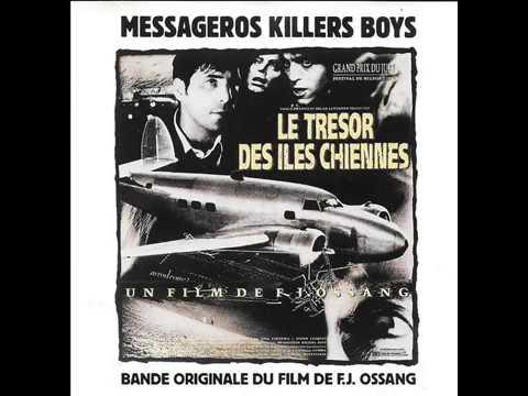 MESSAGEROS KILLERS BOYS MKB / LE CHANT DES HYENES
