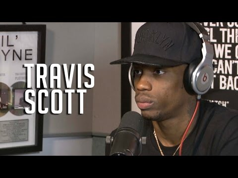 Travi$ Scott Stops By The Hot 97 Morning Show
