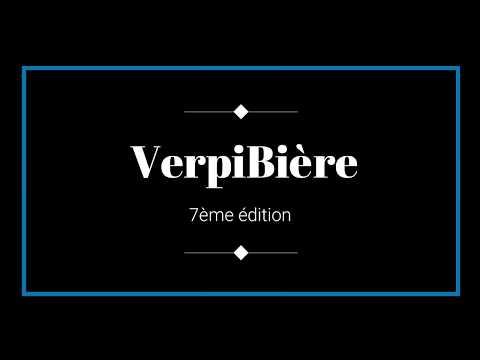 VerpiBière 2020 - 7eme Salon Interrégional des Artisans Brasseurs