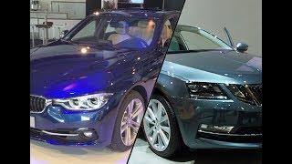 BMW 3 Series vs Skoda Octavia