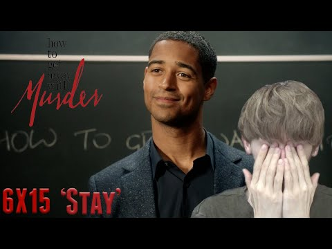 How to Get Away with Murder Season 6 Episode 15 (Series Finale) - 'Stay' Reaction