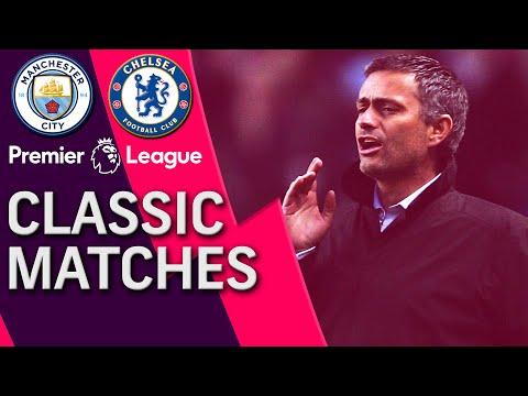 Video: Manchester City v. Chelsea | PREMIER LEAGUE CLASSIC MATCH | 10/16/04 | NBC Sports