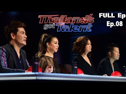 THAILAND'S GOT TALENT 2018 | EP.08 | 24 ก.ย. 61 Full Episode