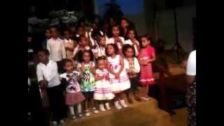 Maranatha Ethiopian Evangelical Church San Diego Children Choir Easter 2012 Songs