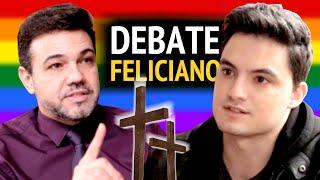 FELIPE NETO E MARCO FELICIANO - DEBATE [+13]