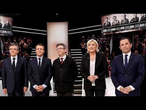 Γαλλία: Πρώτη φορά ντιμπέιτ στον πρώτο γύρο