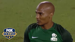 SUBSCRIBE to get the latest FOX Soccer content: https://www.youtube.com/user/Foxsoccer?sub_confirmation=1 Florent Malouda captained French Guiana against Hon...