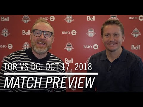 Video: Match Preview: Toronto FC at D.C. United