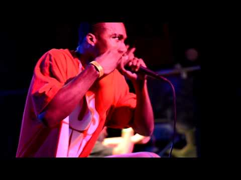 Hopsin - Pans in the Kitchen (Live HD) Jan. 15th