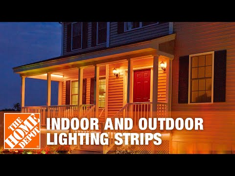 How To Install CabLED Indoor and Outdoor Lighting Strips - The Home Depot
