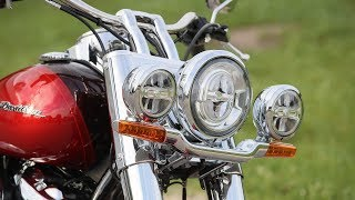 7. 2018 Harley-Davidson Deluxe Specs and Price